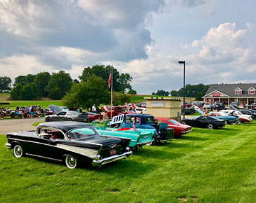 Curley Cone Car Shows